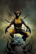 Wolverine Vol 4 1 Textless