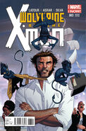 Wolverine and the X-Men Vol 2 3 Molina Variant