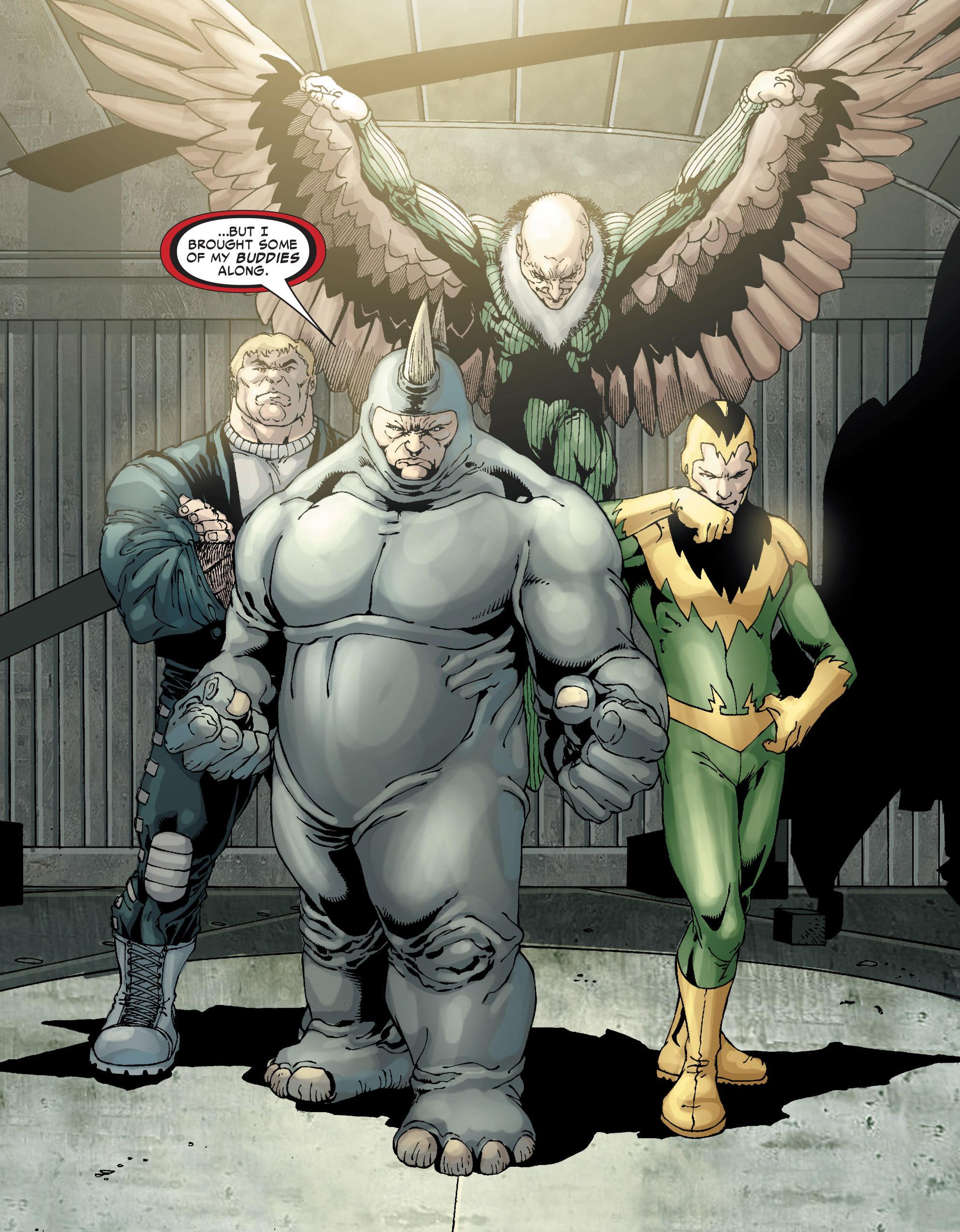 Rhino (Aleksei Sytsevich) - Marvel Universe Wiki: The ...  |Aleksei Sytsevich Marvel