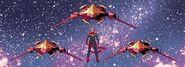 Alpha Flight Squadron Jet from Captain Marvel Vol 9 1 001