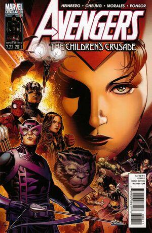 Avengers The Children's Crusade Vol 1 6