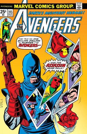 Avengers Vol 1 145