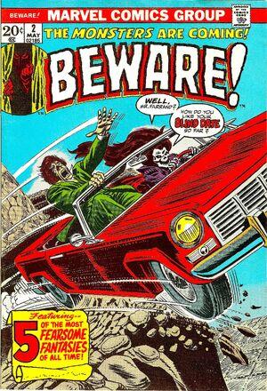 Beware Vol 1 2