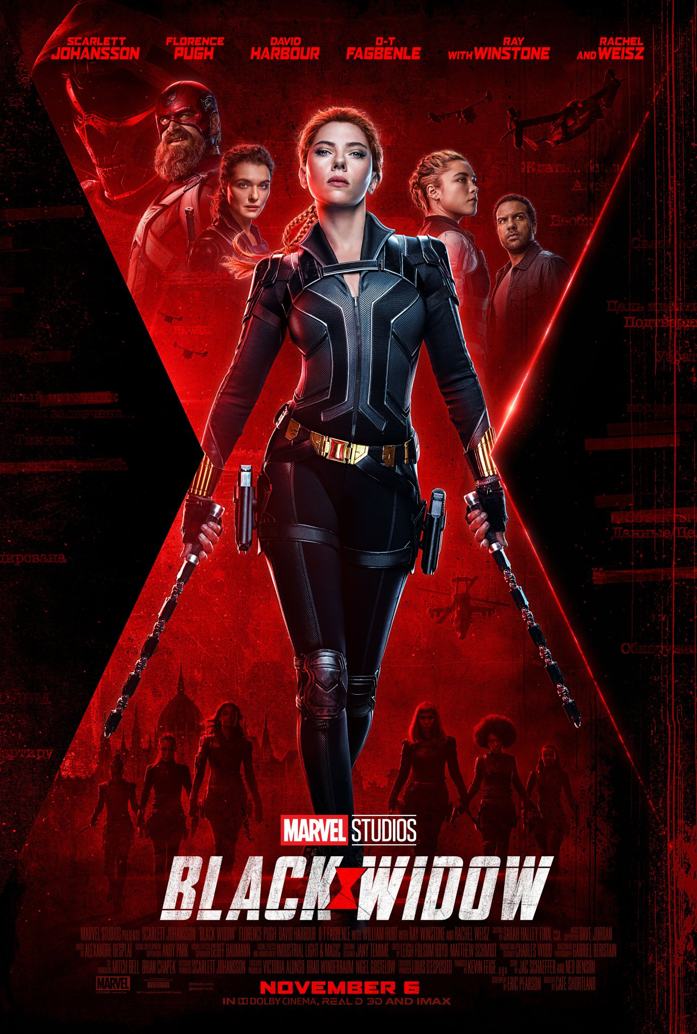 Black Widow (film) poster 008