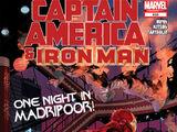 Captain America and Iron Man Vol 1 633