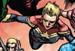 Captain Marvel (A.I.vengers) (Earth-616) from Secret Empire Vol 1 6 001