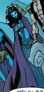 Dorma (Earth-58163) from Civil War House of M Vol 1 3 0001
