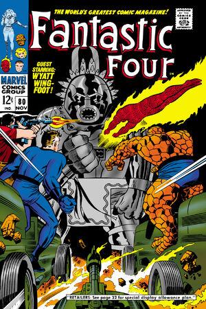 Fantastic Four Vol 1 80