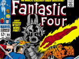 Fantastic Four Vol 1 80