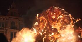 Fire Elemental (Earth-199999) from Spider-Man - Far From Home