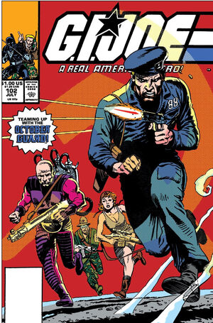 G.I. Joe A Real American Hero Vol 1 102