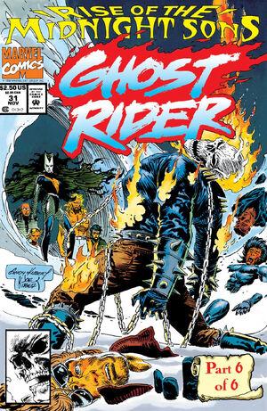 Ghost Rider Vol 3 31