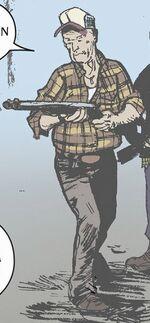 Haney (Earth-616) Captain America Vol 1 616