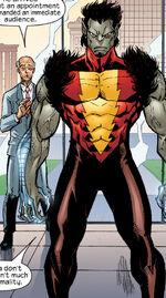 Hudson Logan (Earth-982) from Avengers Next Vol 1 1 0001