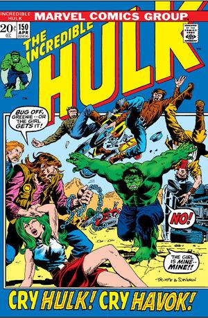 Incredible Hulk Vol 1 150