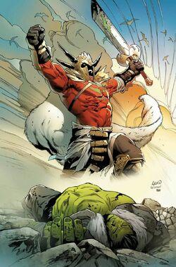 Incredible Hulk Vol 1 713 Textless