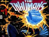 Inhumans: The Great Refuge Vol 1 1