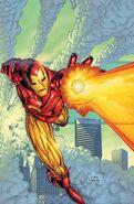 Iron Man Vol 3 1 Textless