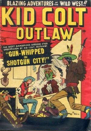 Kid Colt Outlaw Vol 1 15