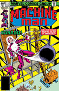 Machine Man Vol 1 13