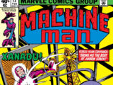 Machine Man Vol 1 13