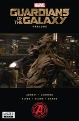 Marvel's Guardians of the Galaxy Prelude Vol 1 2