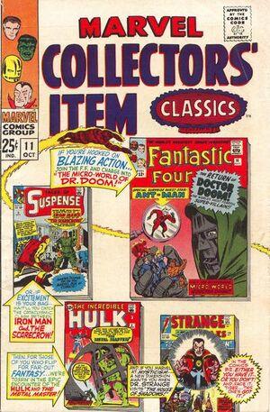 Marvel Collectors' Item Classics Vol 1 11
