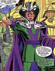 Molecule Man from Fantastic Four Vol 1 372