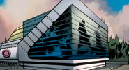 P.A.V.L.O.V. Metahuman Psychiatric Facility from Fantastic Four Vol 1 579 001