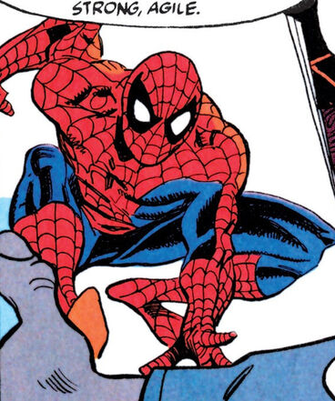 File:Peter Parker (Earth-928) from Spider-Man 2099 Vol 1 1.jpg