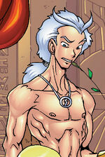 Pietro Maximoff (Earth-2301) from Marvel Mangaverse Vol 1 2 0001