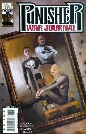 Punisher War Journal Vol 2 19