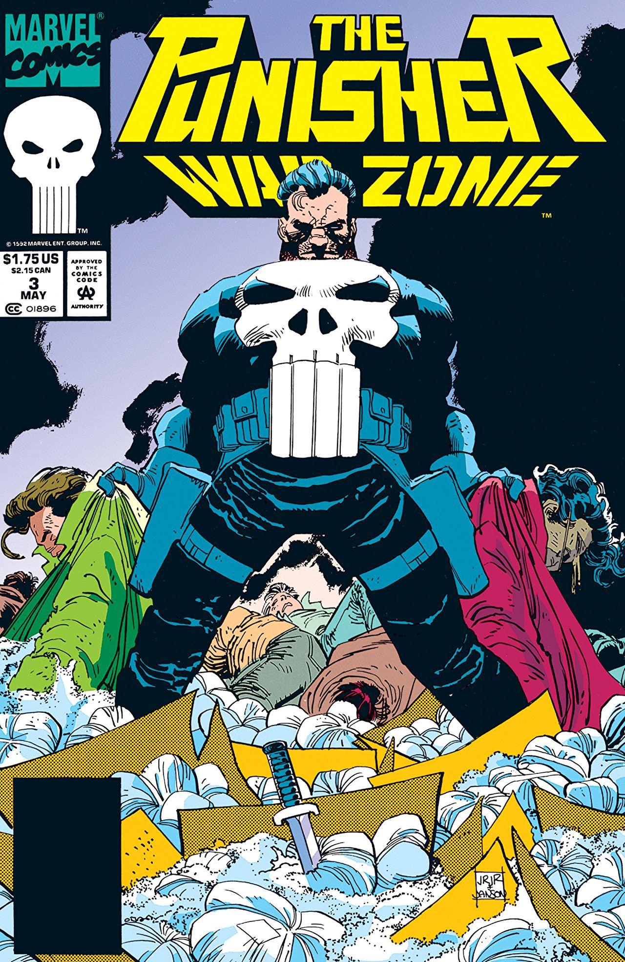 Punisher War Zone Vol 1 3