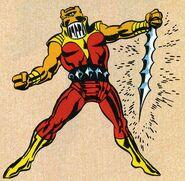 Randau (Earth-616) from Marvel Legacy The 1960's Handbook Vol 1 1 0001
