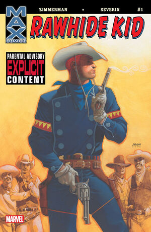 Rawhide Kid Vol 3 1