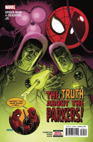 Spider-Man Deadpool Vol 1 35