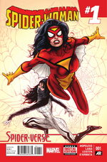Spider-Woman Vol 5 1