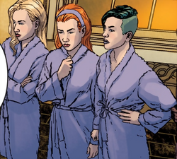 Stepford Cuckoos (Earth-TRN421) from 100th Anniversary Special - X-Men Vol 1