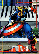 Steven Rogers (Earth-616) from Marvel Universe Cards Series IV 0001