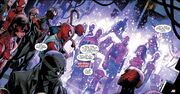 Superior Spider-Army (Earth-TRN588) from Amazing Spider-Man Vol 3 10 001