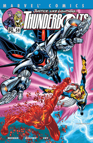 Thunderbolts Vol 1 58