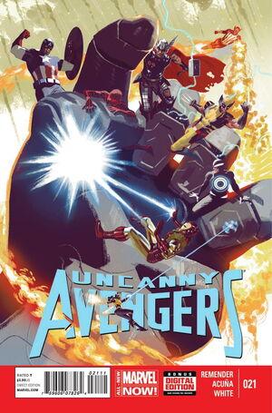 Uncanny Avengers Vol 1 21