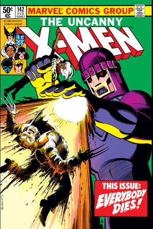 Uncanny X-Men Vol 1 142