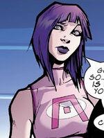 Violet Lightner (Earth-616) from Avengers The Initiative Vol 1 1 0000
