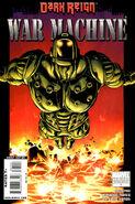 War Machine Vol 2 1 Villain Variant
