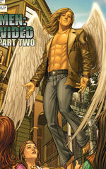Warren Worthington III (Earth-616) from Uncanny X-Men Vol 1 496 0001