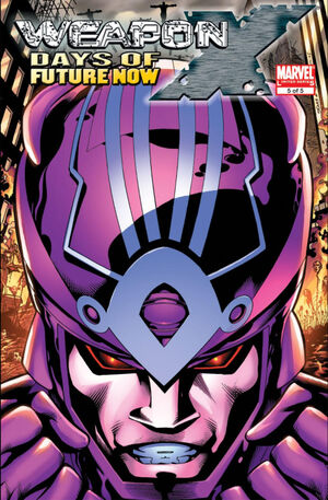Weapon X Days of Future Now Vol 1 5