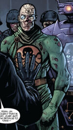 Wolfgang von Strucker (Earth-12591) from Marvel Zombies Destroy! Vol 1 4 0001