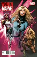 Women of Marvel Vol 1 2