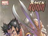 X-Men: Ronin Vol 1 1